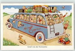 52886974 - Gruss Von Der Ferienreise - Humor