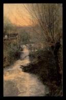 57 - EDITEUR NELS METZ - PHANOMEN - SERIE WASSERPAETIEEN - CASCADE - Francia