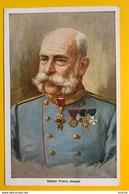 9738 - Kriegs-Wohlfahrtskarte  Kaiser Franz Joseph Münsingen 31.05.1915 - Guerra 1914-18