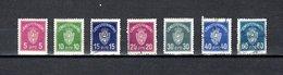 Noruega  1926  .-  Y&T   Nº   1/7     Servicio - Service