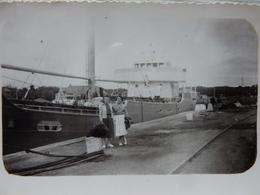 Photo, Cargo à Quai - Bateaux