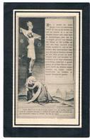 Dp: Impe Frederic. Wed. Schatteman Sophie. ° Emelghem 1829 † Thielt 1901 ( 2 Scan's) - Godsdienst & Esoterisme