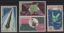 AST 14 - HAUTE-VOLTA PA 36/39 Neufs** Thème Cosmos - Haute-Volta (1958-1984)