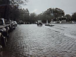 Photo, Juva 4 Place Daumesnil - Automobiles