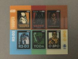 España 2017- Star Wars - Nuevo ** MNH - Edifil 5150 - 1931-Heute: 2. Rep. - ... Juan Carlos I