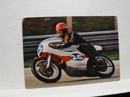 MOTOCICLETTA --- SILVANO BERTARELLI   Su YAMAHA - Motorbikes