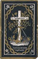 Dp. Keters Maria. Echtg. Loncke Franciscus. ° Steene 1858 † Oostende 1901  (2 Scan's) - Godsdienst & Esoterisme