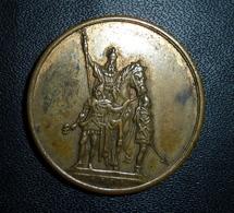 Médaille En Cuivre/bronze - Exposition Universelle 1878  - Thiébaut - 144 Faubourg St. Denis Paris - France