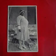 CARTE PHOTO EPOUSE D UN SULTAN ? - Congo Français - Autres