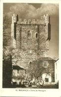 Portugal - Bragança - Torre De Menagem - Bragança