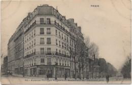 75 PARIS XIe Avenue Philippe Auguste  Et Boulevard De Charonne - Arrondissement: 11