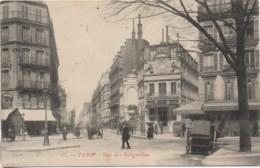 75 PARIS XVIIe Rue Des Batignolles Hôpital Auxiliaire N°103 - Distretto: 17