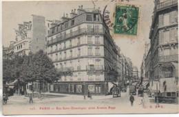 75 PARIS VIIe Rue Saint-Dominique , Prise Avenue Rapp - Arrondissement: 07