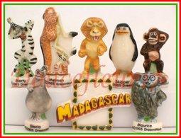 Madagascar 1 ... Série Complète  ..RefAFF: 85-2006 ...(pan 002) - Dessins Animés