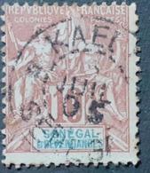 France (ex-colonies & Protectorats) > Sénégal (1887-1944) >    N° 22 - Usati