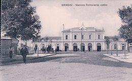 Italie, Brindisi, Stazione Ferroviaria, Attelage (1009) - Brindisi