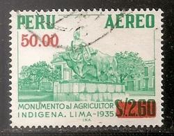 PEROU      OBLITERE - Pérou