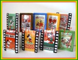 Mickey Mousse Mémories ... Série Complète... Ref AFF : 33-2008 ..( Pan 002) - Disney
