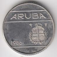 @Y@      Aruba   10 Cent   1986  (3562) - Aruba