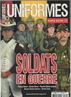 SOLDATS EN GUERRE UNIFORMES HS 35 - Boeken