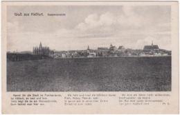 AK Gruß Aus Hassfurt, Gesamtansicht, Ungel. - Hassfurt