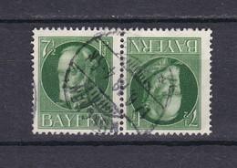 Bayern - 1917 - Michel Nr. K 5 A - Gest. - Bavaria