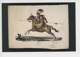 Nicolas-Martin Petit : Timor (Indonésie) Cavalier De Timor (cheval) 1800/1804 - Timor Oriental