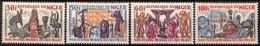 [828168]TB//**/Mnh-Niger 1966 - N° 174/77, Festival Mondial Des Arts Nègres, Art, SC - Niger (1960-...)