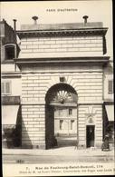 Cp Paris VIII., Rue Du Faubourg Saint Honoré, Hotel De M. De Saint Priest - Autres