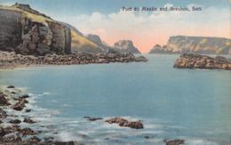 R275281 Port Du Moulin And Brechou. Sark - Cartes Postales