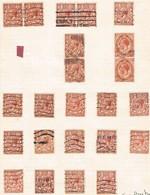 Grã Bretanha, 1912/22, Used (2 Images) - Usati