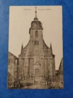 Cemboing Façade De L'église Haute Saône Franche Comté - Altri Comuni