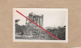 Dept 76 : (Seine Maritime ) Le Havre, Quartier Saint-François, Ruine, Bombardement. - Guerre, Militaire