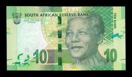 Sudafrica South Africa 10 Rand Mandela 2012 Pick 133 SC UNC - Suráfrica