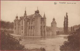 Vorselaar Kasteel ZELDZAAM Zijzicht Met Vest Antwerpen Antwerpse Kempen (In Zeer Goede Staat) - Vorselaar