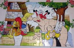 Puzzle Astérix Et Obélix 100 Pièces (Smack !) Nathan - Puzzles