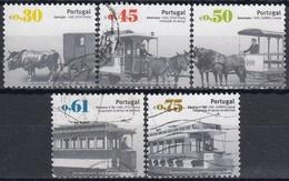 PORTUGAL 2007 Nº 3126/30 USADO - 1910-... République