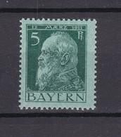 Bayern - 1911 - Michel Nr. 77 II X - Ungebr. - 50 Euro - Bavaria