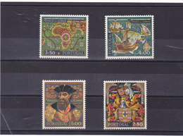 PORTUGAL 1969 VASCO DE GAMA Yvert 1069-1072 NEUF** MNH - 1910-... Republic
