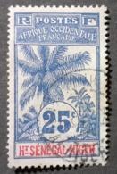 France (ex-colonies & Protectorats) > Haut-Sénégal Et Niger (1904-1921) > Oblitérés> N°8 - Opper-Senegal En Niger (1904-1921)