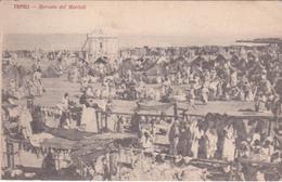 CPA - Libye - Tripoli - Mercato Del Martedi - 1911 - Libia