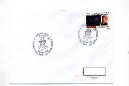 Lettre Cachet Lecco Mort Verdi - Marcophilie - EMA (Empreintes Machines)
