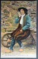 CPA 29 PLOARE ( DOUARNENEZ ) - Jeune Homme - Ancien Costume - LL 97 - Réf. L 98 - Douarnenez