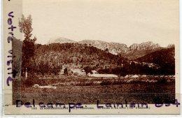 -1962 LA ROQUEBRUSSANNE - ( Var ) - Panorama, La Loube Et Les Orris, Non écrite, Cliché Peu Courant,  TTBE, Voir Scans. - La Roquebrussanne