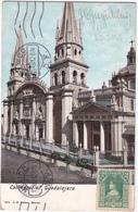 CPA - Mexico / Mexique - Cathedral Of Guadalajara - 1912 - Mexique