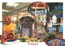 88 - Vittel - Etablissement Thermal - Multivues - Carte Neuve - Voir Scans Recto-Verso - Vittel Contrexeville