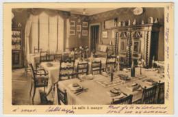C.P.  PICCOLA   LAUSANNE   PENSIONNAT FELTZ   LA  SALLE  A  MANGER     2  SCAN  (VIAGGIATA) - VD Vaud