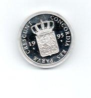 DUKAAT 1995 ZEELAND AG PROOF - [ 5] Monnaies Provinciales