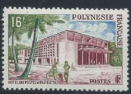 Polynésie YT 14 XX / MNH - Nuovi