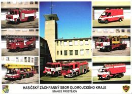 Czech:Firefigters Station Prostejov, Firefighter Trucks - Trucks, Vans &  Lorries
